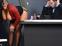 Brazzers Passwords My Boss is actually A Creep