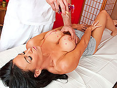 Busty Vintage, Brazzers Video Mother's Day Massage