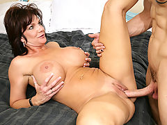 nice little tits, Deauxma & Chris Strokes in Fucking Hot Moms