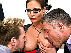 Busty Housewives, Brazzers Porn Horny Dean