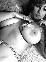 Busty Women, Old Fashioned Nude Ladies