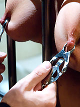 Milf Pics: Bribing an Officer: Business Woman Arrested and Ass Fucked in Bondage!
