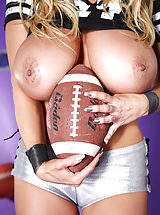 Bouncing Boobs, Kelly Madison