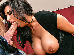 Bouncing Boobs, Brazzers Video Shay Sights
