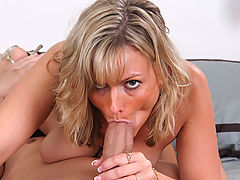 Milf Vids: Becca Blossoms & Chris Johnson in Fucking Hot Moms