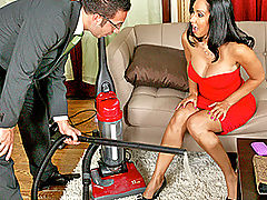 Brazzers This Vacuum Sucks And So Do I