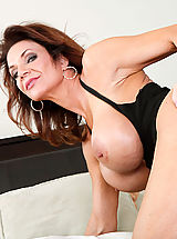 Hard Nipples, Deauxma pays for her son's friend's education and gets compensated for it