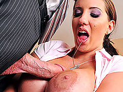 Bouncing Boobs, Brazzers Videos Boning My Secretary
