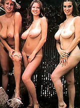 nice boobs, Retro Style Ladies