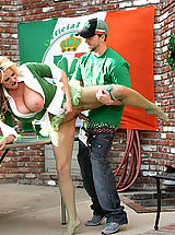 Busty Sex, Irish Drinking Team