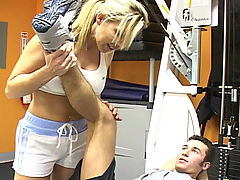 Vintage Vids: Lisa DeMarco & James Deen as Sexy Teacher