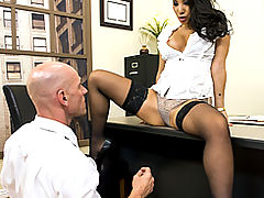 DDF Babes, Brazzers Passwords Boning my Boss