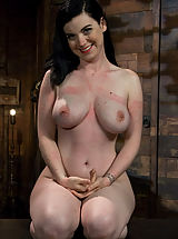Big Tits Fetish, For some, pain induces discomfort, for Sybil it induces orgasms...