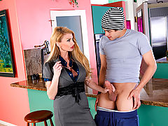 Taylor Wane & Xander Corvus as Sexy Teacher