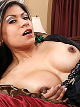 Busty Asian, Gabby Quinteros gets what she wants from her employee