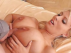 Huge.Tits Vids: Big breasted blond tit fucked and jizzed by a stud