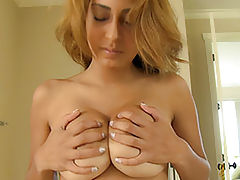 Busty Girls, Sarai Big Bouncy Boobies