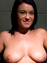 Fetish Pics: Devi Emerson plays a bitchy inmate in need of serious correction