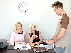 Fetish Vids: Lauren Kain & Darryl Hanah as Sexy Teacher