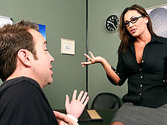 Bigtits Officesex, Sky Taylor & Will Powers as Sexy Teacher