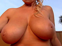 Busty Babes, Patio Play 2