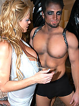 Mature Busty, Kelly Madison and Alexis Texas are divine sluts that need their angelic pussies dirtied with cock and cum.