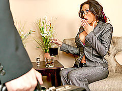 Brazzers Video Stiff Drink and Dick