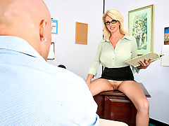 Penny Porsche & Derrick Pierce as Sexy Teacher
