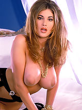 Hard Nipples, Bury your head in Celeste's delicious chest...it's warm, toasty, and oh so tasty!