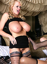Kelly Madison, Ryan Madison and Deauxma 2