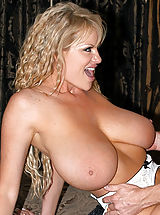 nice tities, Kelly is in a mid-evil times and pleases her majesty by taking his royal cock in her pussy.
