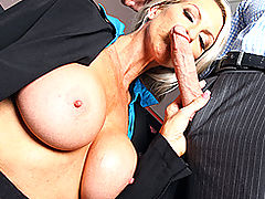 Busty Housewives, Brazzers NSFW: No Sex For Work