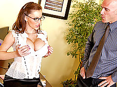 Bouncing Boobs, Brazzers Free Sandwich my cock between your lips and eat it