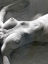 nice boobs, Formerly Forbidden Old Time Pornography Materials Showcasing Naked Busty Women Showing their Natural Bodies
