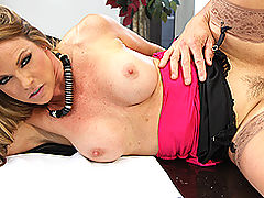 Busty Vintage, Brazzers Videos The Cock Makes The Suit