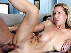 Busty Vintage, Kimmie Morr in Fucking Hot Moms