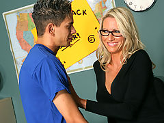 Emma Starr & Zane as Sexy Teacher