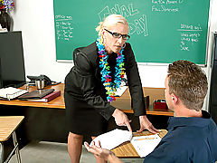 Bigtits Officesex, Amber Irons & Scott Stone as Sexy Teacher